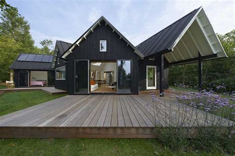 Green Homes Designs danish houses residential buildings denmark e architect