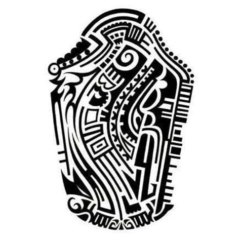 aztec tribal pattern meaning aztec tattoo designs the body is a canvas