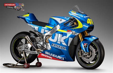 Suzuki Motogp Suzuki Motogp Team Official Launch Mcnews Au