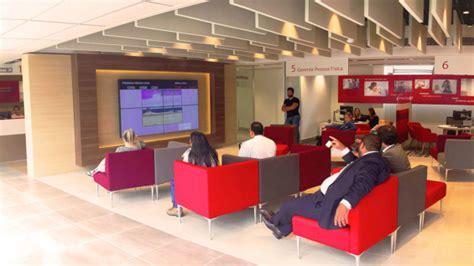 santander bank store locator retail banking branch design showcase fall 2016