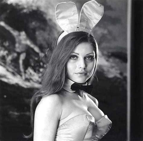 debbie harry s stint as a playboy bunny picture playboy