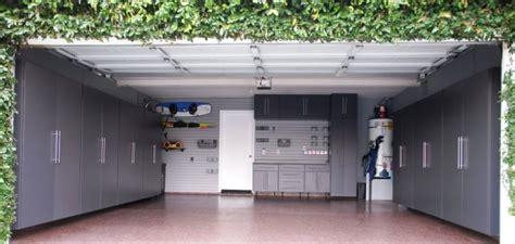 rta melamine garage cabinets garage makeovers organize your garage and your life