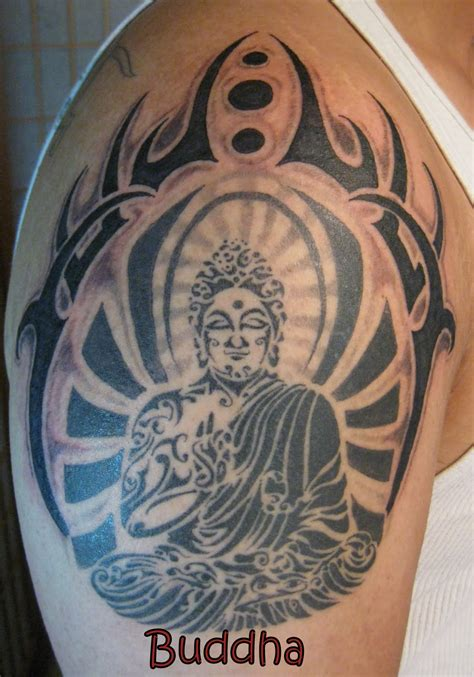 buddha tribal tattoo designs buddhist tattoos designs ideas and meaning tattoos for you