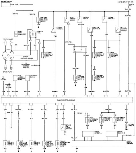 91 honda crx si engine harness diagram get free image