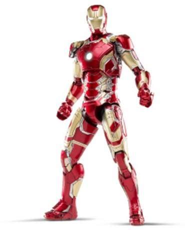 upcoming iron man figures comicave store