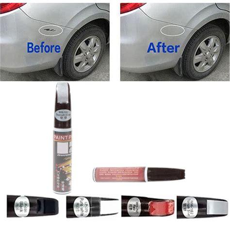 new pro black auto car scratch touch up repair paint pen