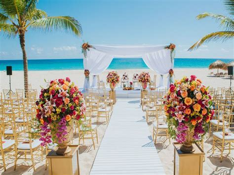 Weddings designed by Colin Cowie exclusively for the All
