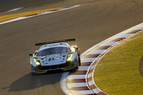 Ferrari Quartett by Ferrari Quartet Set For Blancpain Asia Dailysportscar