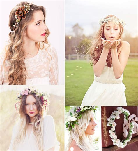 Wedding Hair Boho Style by 2014 Boho Wedding Hair Styles Ideas Vpfashion