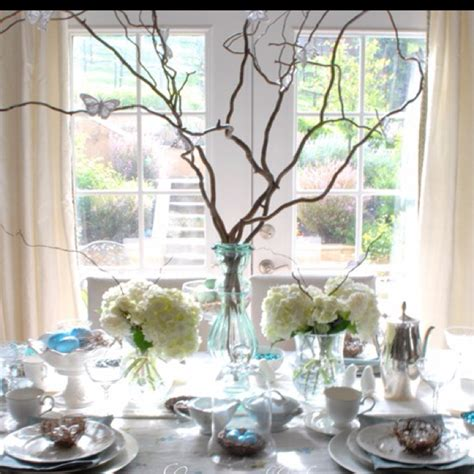 tree centerpiece ideas tree branch centerpiece ideas