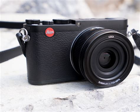 Kamera Merk Leica review singkat leica x type 113