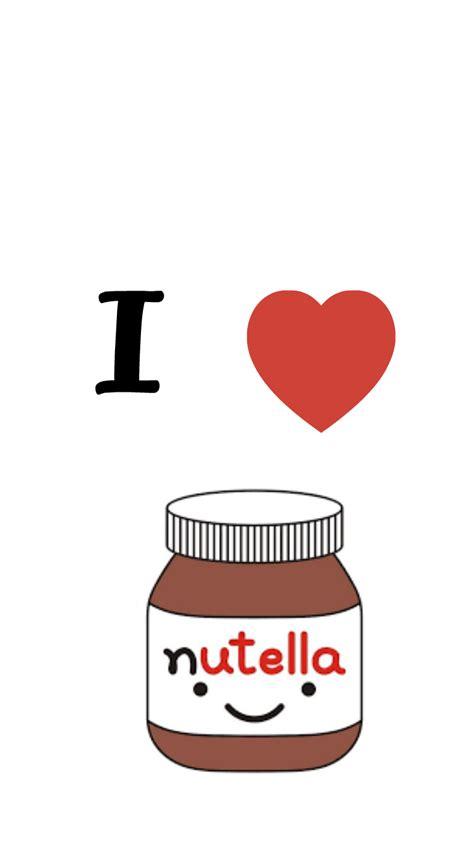 imagenes png nutella nutella capinha eu amo nutella i love nutella wallpaper
