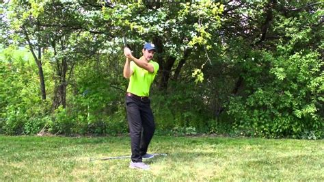 natural swing golf the golf swing simplified with this home drill swing