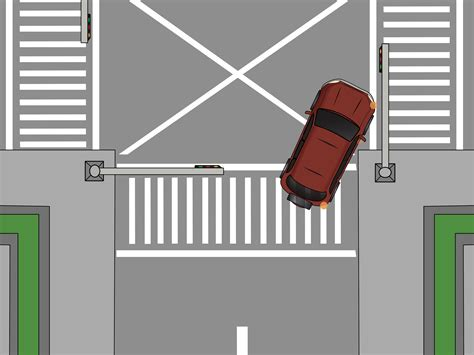 light right turn how to a right turn at a light 8 steps with
