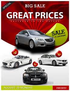 auto dealer template 17 best images about psdflyers on flyer