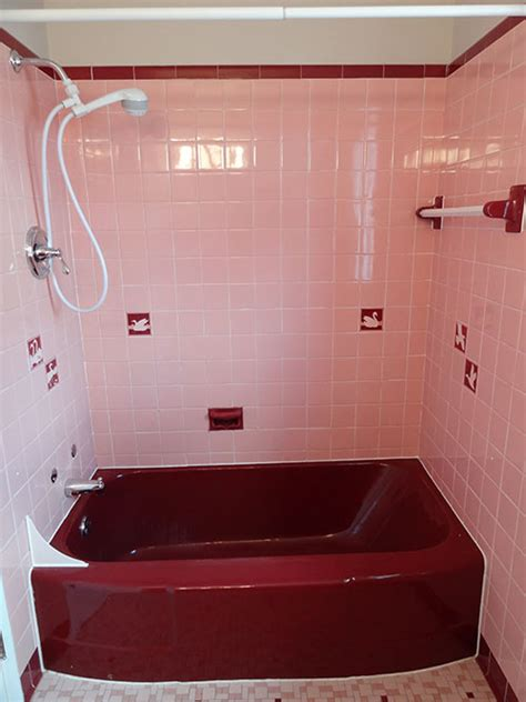 pink and burgundy bathroom a color scheme for a pink maroon and white bathroom