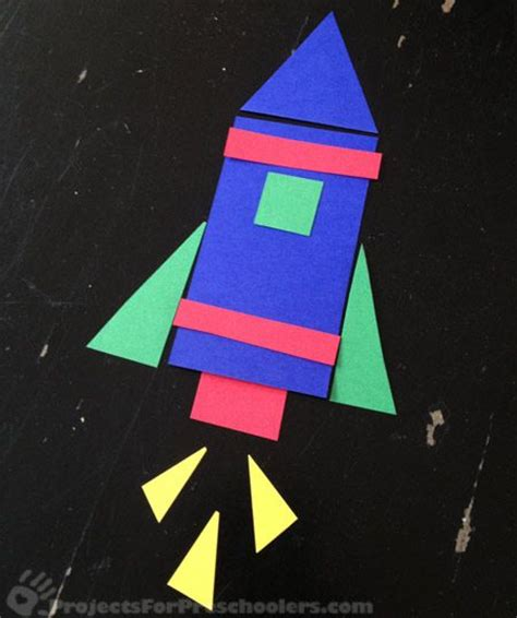 How To Make A Rocket Ship With Paper - the world s catalog of ideas