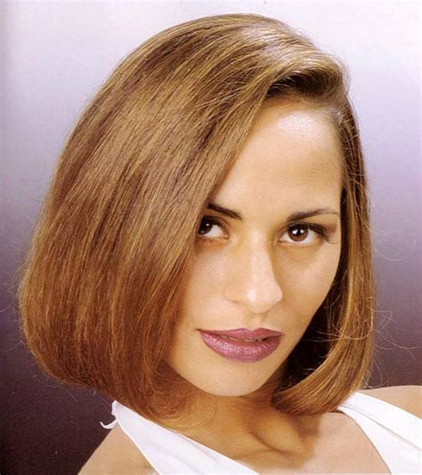 bob haircuts all one length images of long bobs shorter in the back short hairstyle 2013