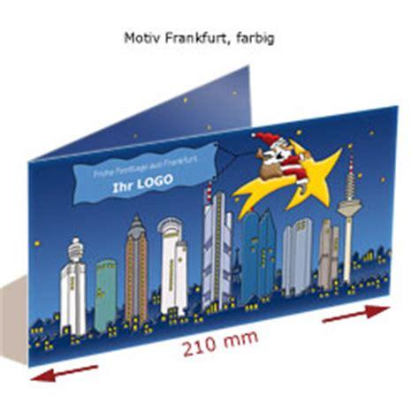 Aufkleber Drucken Hanau by Firma Weihnachtskarten Mit Firmen Logo Bestellen Frankfurt