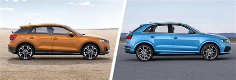 Difference Between Audi Q3 And Q5 by Audi Q2 Vs Q3 Suv Comparison Carwow