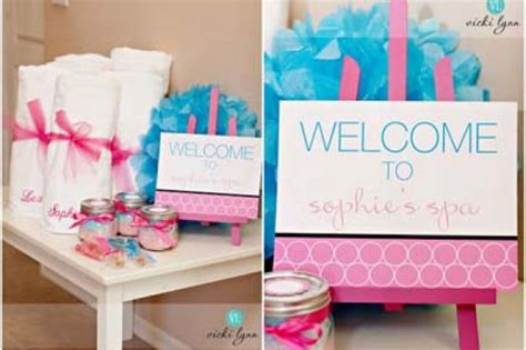 themes for tween girl birthday parties 3 unique girls birthday party ideas