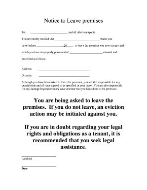 Bill Of Sale Form Ohio Eviction Notice Template Fillable Printable Sles For Pdf Word Eviction Notice Template Ohio