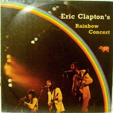 Eric Clapton S Rainbow Concert Vinyl - eric clapton eric clapton s rainbow concert vinyl lp