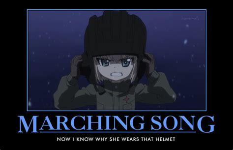 Girls Und Panzer Meme - crunchyroll forum anime motivational posters read