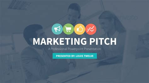 free pitch deck template marketing slide pitch deck powerpoint template by