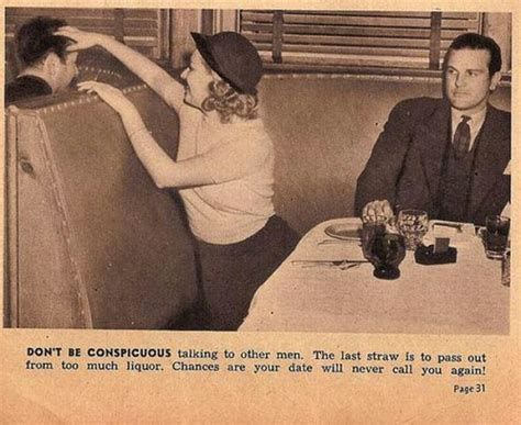 Dating Advice by 12 Dating Tips For From The 1930s That Are Hilarious