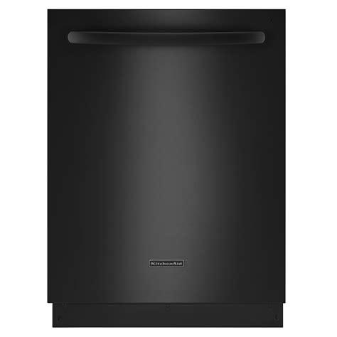 kitchenaid kuds30fxbl superba 24 quot built in dishwasher