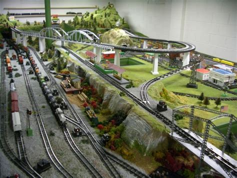 american flyer layout video 17 best images about model railroading american flyer s