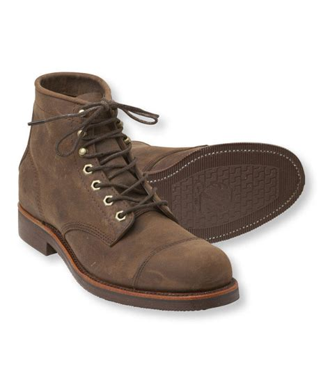 s katahdin iron works engineer boots from l l bean inc