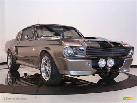 1967 grey metallic ford mustang shelby g t 500 eleanor fastback 60379410 photo 23 gtcarlot