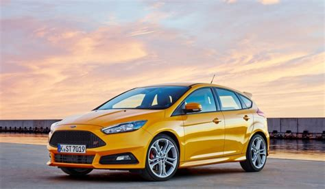 Ford Focus ST Personal Lease No Deposit   Focus ST 2.0TDCi