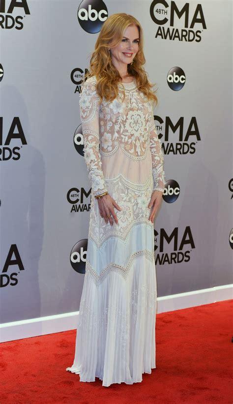 Cma Awards Kidman by Kidman At 2014 Cma Awards In Nashville Hawtcelebs