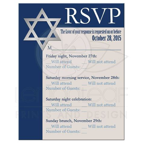Fundraiser Invitations With Response Cards
