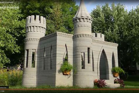 Toner Eton laatjebouwen de 3d betonprinter bijna realiteit