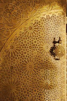 gold moroccan pattern 1000 images about geometry in moroccan architecture and