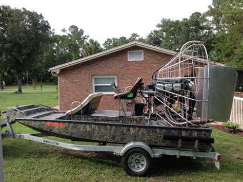 airboats unlimited airboat classifieds claz org