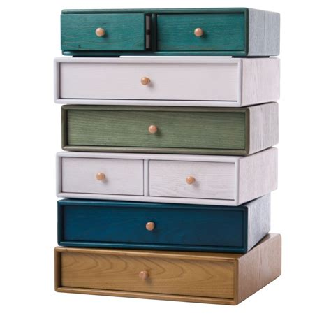 Stacking Drawer by Nood Stash Stacking Drawers Masculine