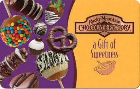 Mountain High Gift Cards - rocky mountain chocolate factory gift cards bulk fulfillment