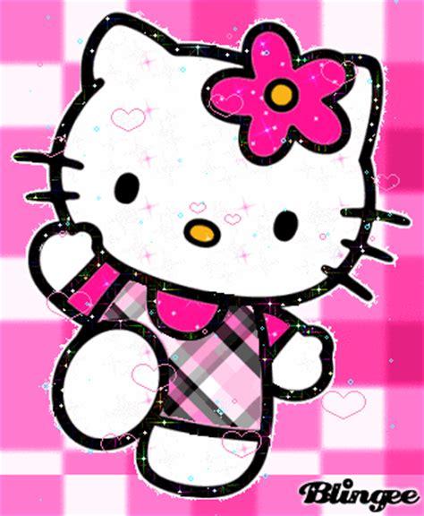 imagenes de kitty rayada hello picture 90227012 blingee com
