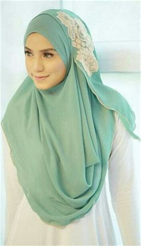 sweet pastel pale mint pink light brown nuha shawl