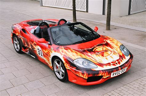 360 spider in flames news top speed