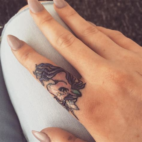 dragon tattoo on finger 21 unicorn tattoo designs ideas design trends