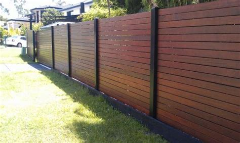 modern fence modern fence ideas for front yard design idea and