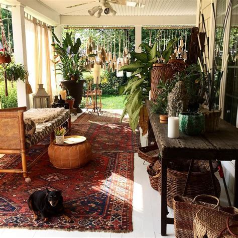 bohemian decorations 25 best ideas about bohemian patio on cozy backyard bohemian porch and bohemian