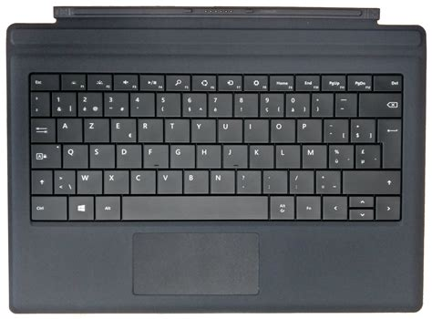 belgian keyboard layout microsoft type cover black belgian azerty keyboard for