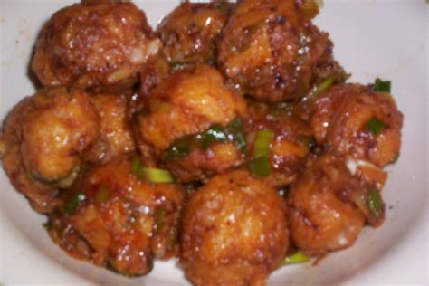 indian hot recipes vegetable manchuria